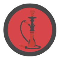 icon hookah